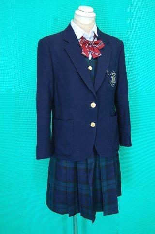 制服図鑑(買取実績) とわの森三愛高校 冬服