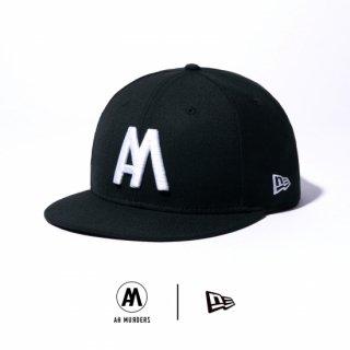 AH MURDERZ x New Era 9FIFTY logo CAP