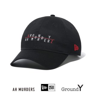 "AH MURDERZ × GroundY × NEW ERA "" 9THIRTY CAP """