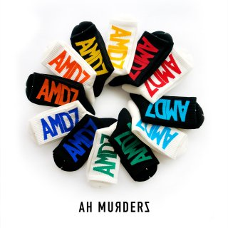 "AH MURDERZ "" AMDZ "" SOX - 2nd -"