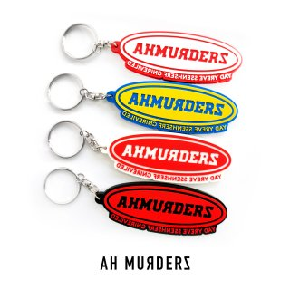 "AH MURDERZ "" DFED "" RubberStrap"