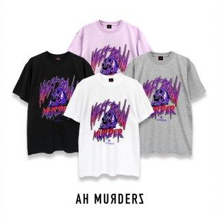 """AH MURDERZ """" MELT DOWN MURDER """" T-shirts"""