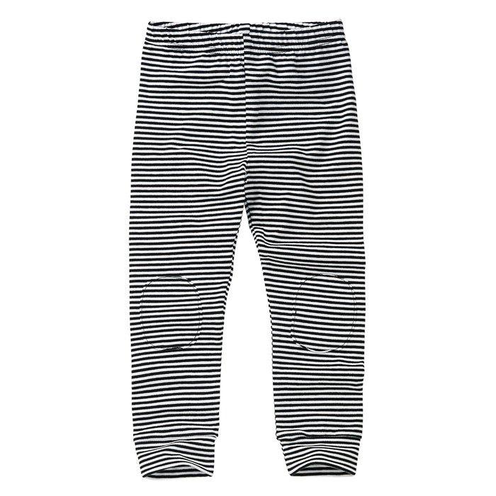 <img class='new_mark_img1' src='https://img.shop-pro.jp/img/new/icons56.gif' style='border:none;display:inline;margin:0px;padding:0px;width:auto;' /> MINGO. Basic Leggings Stripe Black/White