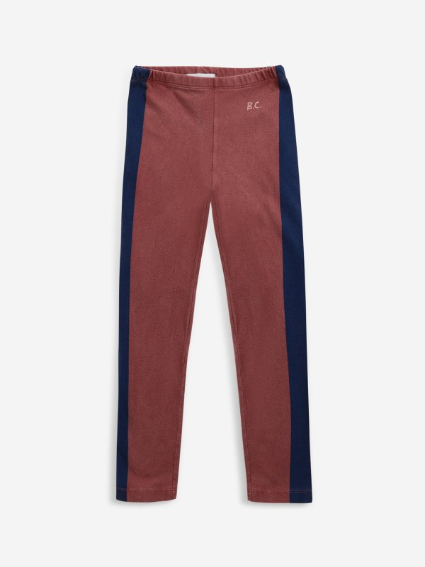<img class='new_mark_img1' src='https://img.shop-pro.jp/img/new/icons14.gif' style='border:none;display:inline;margin:0px;padding:0px;width:auto;' />aw21 BOBOCHOSES Blue Stripes leggings(2-3y,4-5y,6-7y)
