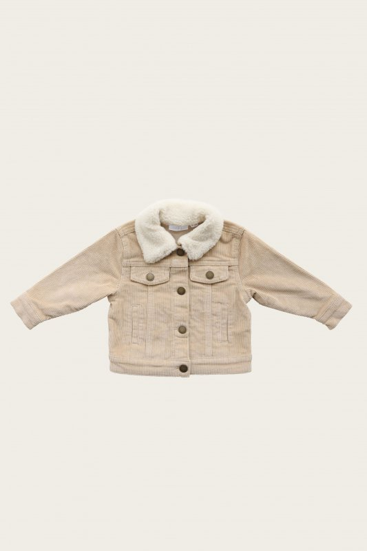 <img class='new_mark_img1' src='https://img.shop-pro.jp/img/new/icons14.gif' style='border:none;display:inline;margin:0px;padding:0px;width:auto;' />aw21 Jamie Kay WILL CORD JACKET - ALMOND