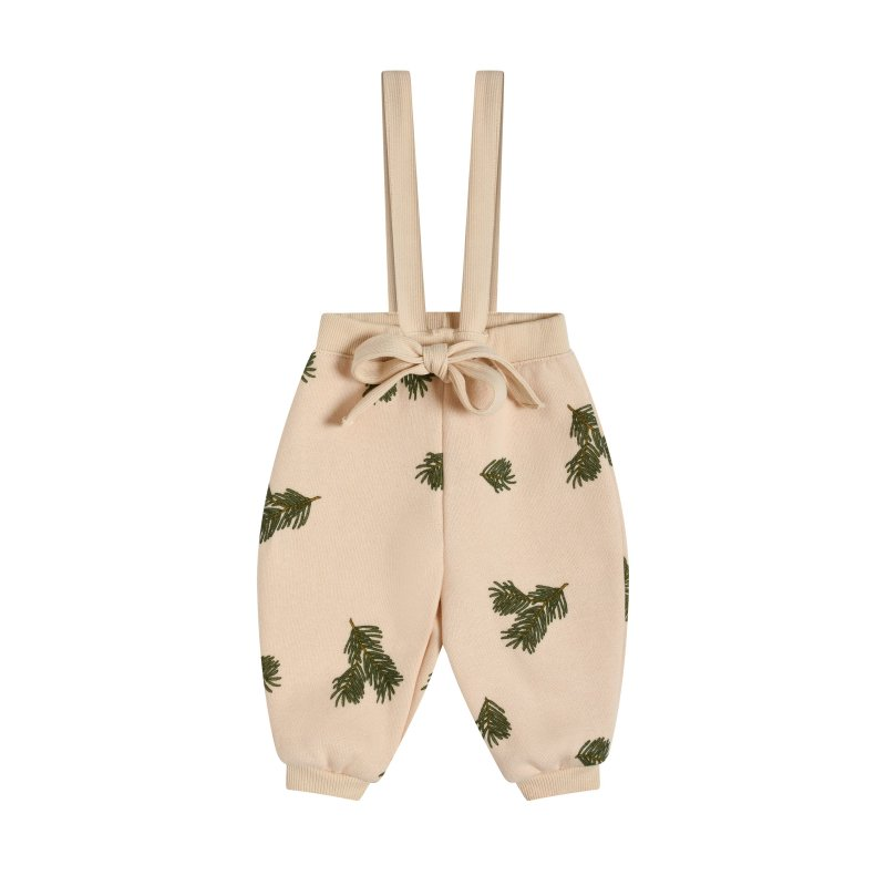 <img class='new_mark_img1' src='https://img.shop-pro.jp/img/new/icons14.gif' style='border:none;display:inline;margin:0px;padding:0px;width:auto;' />aw21 organic zoo Pine Forest Braces Joggers/10月上旬入荷次第発送