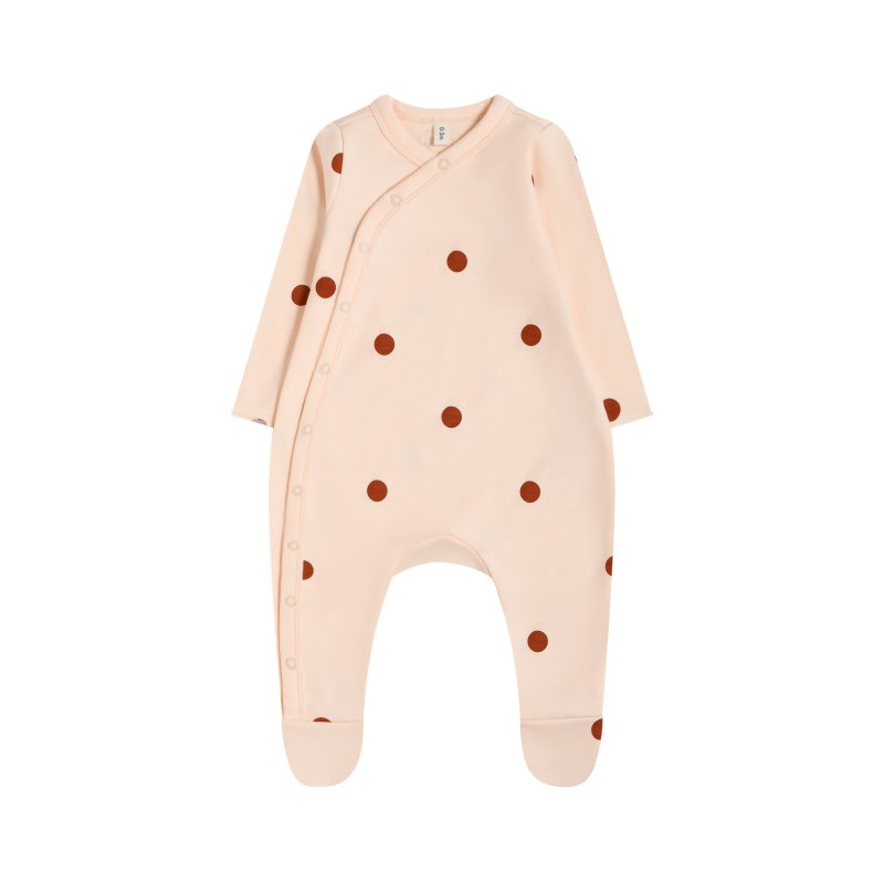 <img class='new_mark_img1' src='https://img.shop-pro.jp/img/new/icons14.gif' style='border:none;display:inline;margin:0px;padding:0px;width:auto;' />aw21 organic zoo Sunkiss Dots Suit/10月上旬入荷次第発送