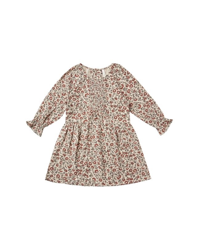 <img class='new_mark_img1' src='https://img.shop-pro.jp/img/new/icons14.gif' style='border:none;display:inline;margin:0px;padding:0px;width:auto;' />aw21 Rylee&Cru SADIE DRESS    VINTAGE FLORAL