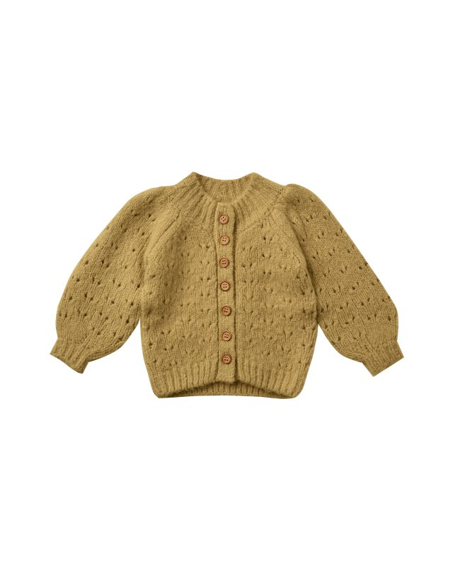 <img class='new_mark_img1' src='https://img.shop-pro.jp/img/new/icons14.gif' style='border:none;display:inline;margin:0px;padding:0px;width:auto;' />aw21 Rylee&Cru TULIP CARDIGAN    GOLD