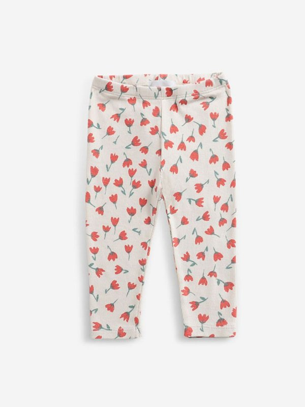 <img class='new_mark_img1' src='https://img.shop-pro.jp/img/new/icons14.gif' style='border:none;display:inline;margin:0px;padding:0px;width:auto;' />aw21 BOBOCHOSES baby Flowers All Over leggings