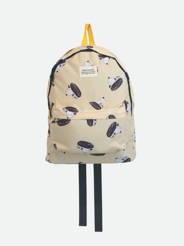 <img class='new_mark_img1' src='https://img.shop-pro.jp/img/new/icons14.gif' style='border:none;display:inline;margin:0px;padding:0px;width:auto;' />aw21 BOBOCHOSES Doggie All Over backpack
