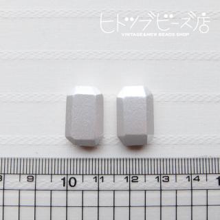 ウッドパールSサイズ2個(ホワイト)