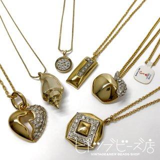 【全6種】ヴィンテージ ゴールドネックレス