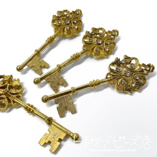 <img class='new_mark_img1' src='https://img.shop-pro.jp/img/new/icons1.gif' style='border:none;display:inline;margin:0px;padding:0px;width:auto;' />Vintage Key Brooch