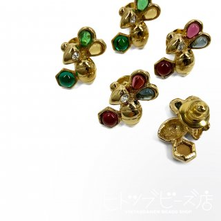 <img class='new_mark_img1' src='https://img.shop-pro.jp/img/new/icons1.gif' style='border:none;display:inline;margin:0px;padding:0px;width:auto;' />Deadstock Honeybee pin brooch