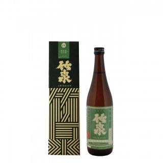 竹泉 純米山田錦 常盤緑Vintage 720ml