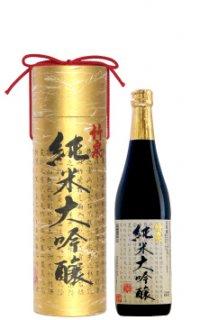 竹泉 純米大吟醸 豪華筒入り 720ml