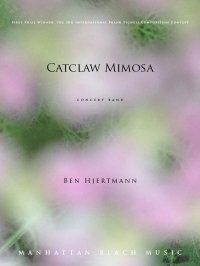 (楽譜) キャットクロウ・ミモザ / 作曲:ベン・ヒートマン (吹奏楽)(スコア+パート譜セット)