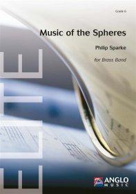 (楽譜) 宇宙の音楽 (ブラスバンド版) / 作曲:フィリップ・スパーク (ブラスバンド)(スコア+パート譜セット)