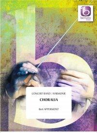 (楽譜) コラーリア / 作曲:ベルト・アッペルモント (吹奏楽)(スコア+パート譜セット)