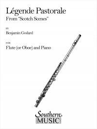 (楽譜) レジェンド・パストラール / 作曲:バンジャマン・ゴダール (フルート or オーボエ&ピアノ)