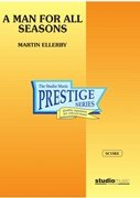 (楽譜) マン・フォー・オール・シーズンズ / 作曲:マーティン・エレビー (吹奏楽)(スコア+パート譜セット)