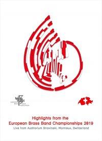 (DVD-PAL2枚組) ヨーロピアン・ブラスバンド・チャンピオンシップス2019 (ブラスバンド)