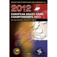 (DVD) ヨーロピアン・ブラスバンド・チャンピオンシップス2012 (ブラスバンド)