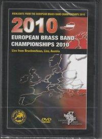 (DVD) ヨーロピアン・ブラスバンド・チャンピオンシップス2010 (ブラスバンド)