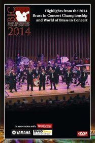(DVD2枚組) ブラス・イン・コンサート2014 (ブラスバンド)