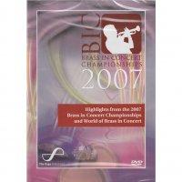 (DVD3枚組) ブラス・イン・コンサート2007 (ブラスバンド)