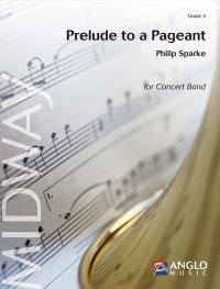 (楽譜) 野外劇への前奏曲 / 作曲:フィリップ・スパーク (吹奏楽)(スコア+パート譜セット)