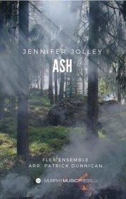 【吹奏楽 楽譜 フレキシブル】<br>アッシュ <br>作曲:ジェニファー・ジョリー