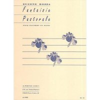 (楽譜) 田園幻想曲 Op. 37 / 作曲:ウジェーヌ・ボザ  (オーボエ&ピアノ)