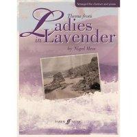(楽譜) ラヴェンダーの咲く庭で / 作曲:ナイジェル・ヘス (クラリネット&ピアノ)