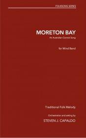 【吹奏楽 楽譜 スコアのみ】<br>モートン・ベイ <br>作曲:スティーブン・カパルド