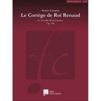 (楽譜) ルノー王の行列 / 作曲:フランコ・チェザリーニ (ダブル・ウィンド・クインテット)
