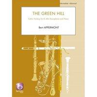 (楽譜) グリーン・ヒル / 作曲:ベルト・アッペルモント(アルト・サクソフォーン&ピアノ)