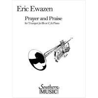 (楽譜) 祈りと賛美 / 作曲:エリック・イウェイゼン (トランペット&ピアノ)