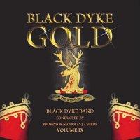 (CD) ブラック・ダイク・ゴールド Vol. 9 / 演奏:ブラック・ダイク・バンド (ブラスバンド)