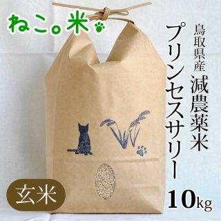 プリンセスサリー玄米10kg