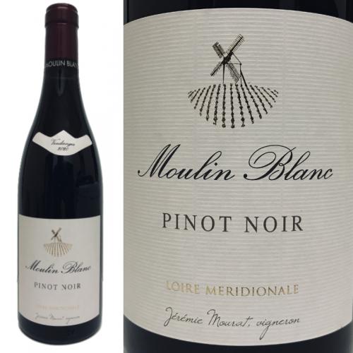 ムーラン・ブラン ルージュ ピノ・ノワール 2018 Moulin Blanc Pinot Noir 2018