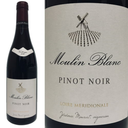 <img class='new_mark_img1' src='https://img.shop-pro.jp/img/new/icons15.gif' style='border:none;display:inline;margin:0px;padding:0px;width:auto;' />ムーラン・ブラン ルージュ ピノ・ノワール 2020 Moulin Blanc Pinot Noir 2020 【新入荷】