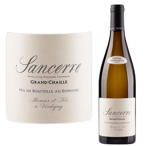 サンセール グラン・チャイ  2019 Sancerre Grand'Chaille 2019 【人気商品】
