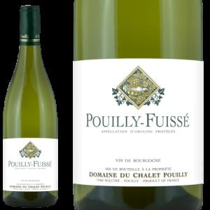 プイィ・フュイッセ 2019 Pouilly-Fuisse 2019