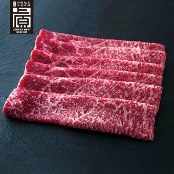 沖縄県産石垣牛 モモすき焼きセット(400g)