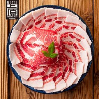 県産ブランド豚あぐー 肩ロースしゃぶしゃぶ用(500g)