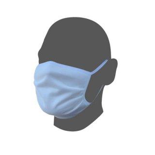 【ネコポス便可】 オーガニックコットン マスク きなり 大人用 / Living Crafts