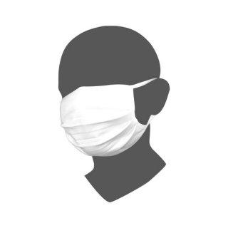 【ネコポス便可】 オーガニックコットン マスク きなり 女性・こども用 / Living Crafts