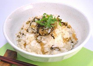 野沢菜としその実混ぜごはんの素 2合用